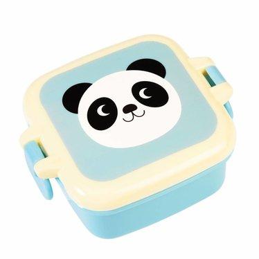 Rex International Rex Snackdose mini Panda Miko blau