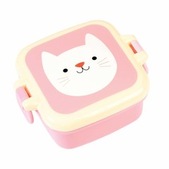 Rex International Rex Snackdose mini Katze Cookie rosa