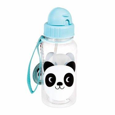 Rex International Rex Wasserflasche Panda Miko blau 500ml