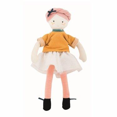 Moulin Roty Moulin Roty Puppe Mademoiselle Eloïse 26cm