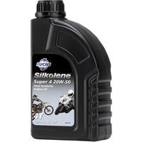 Fuchs Silkolene Super 4 20W-50 MC-SYN Synthetische Motorolie