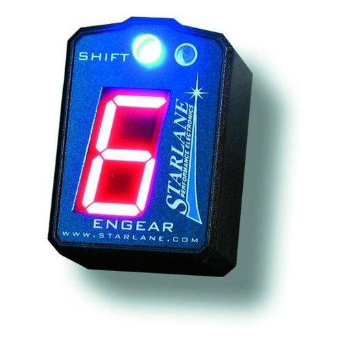 Starlane Engear Shift ligt en Versnellingsindicator