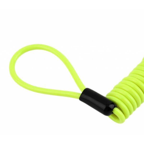 Accessori Italy Schijfremslot reminder kabel