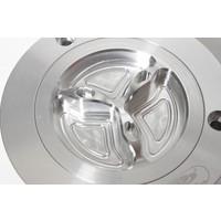 PP Tuning Tankdop aluminium met schroefdop