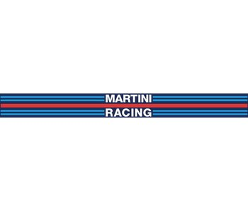 Accessori Italy Martini Sticker Racing Stripe