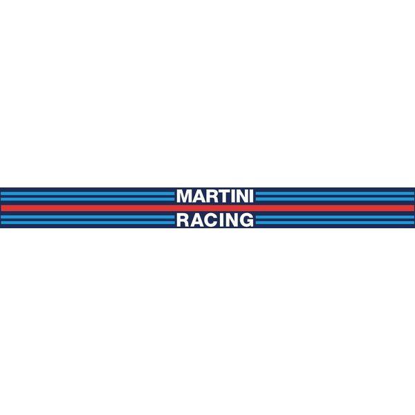 Accessori Italy Martini Stripe Racing sticker 31cm