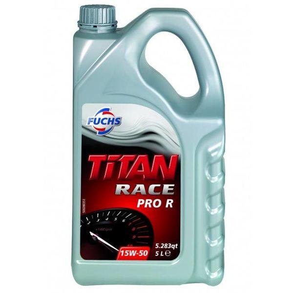 Fuchs Silkolene Titan Race Pro R 15W-50 Ester Vol Synthetisch Motorolie