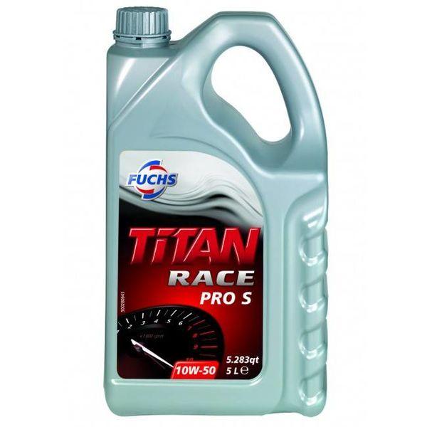 Fuchs Silkolene Titan Race Pro S 10W-50 Ester Vol Synthetisch Motorolie