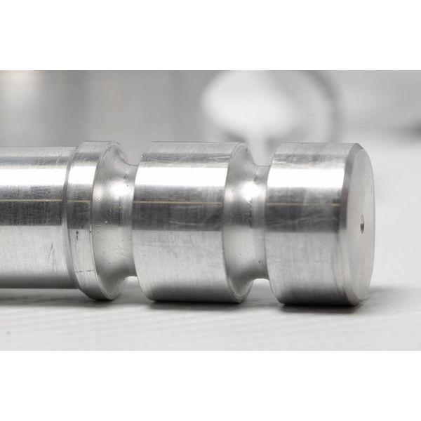 PP Tuning Clip-ons aluminium buis Verstelbaar in 6 - 13˚ ø 20mm voor PP Tuning