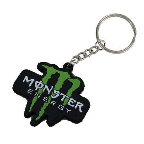 Monster Energy Sleutelhanger Soft Rubber