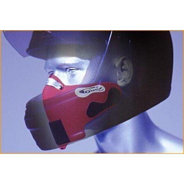 Respro Antifog  Masker Flame Blauw voor Integraalhelmen