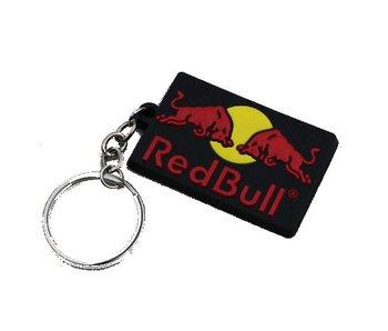 Red Bull Sleutelhanger Soft Rubber