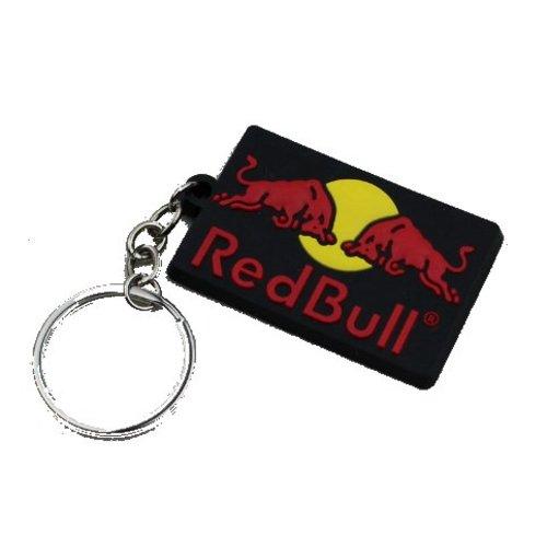 Red Bull Red Bull Sleutelhanger Rechthoek