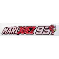 Marc Marquez logo nummer 93 sticker