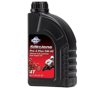 Fuchs Silkolene Pro 4 Plus 5W-40 Vol synthetisch