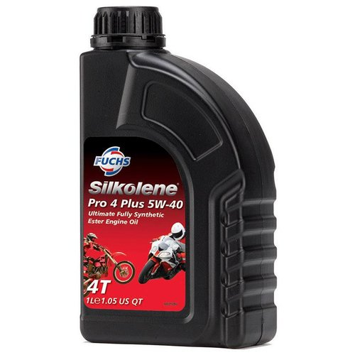 Fuchs Silkolene Pro 4 Plus 5W-40 Vol synthetisch