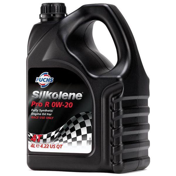 Fuchs Silkolene Pro R 0W-20 Race Olie