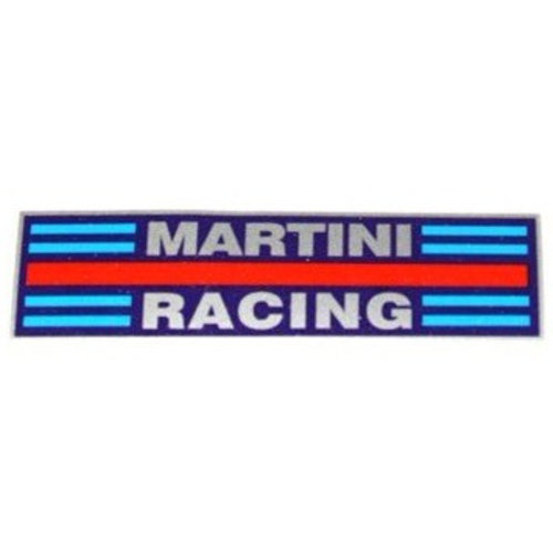 Accessori Italy Martini Sticker Rechthoek