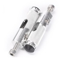 Accessori Italy Opklapbare Aluminium Voetsteun M8