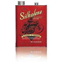 Fuchs Silkolene Classic 2T Premix Ester SAE 40 Tweetakt Motorolie 4L