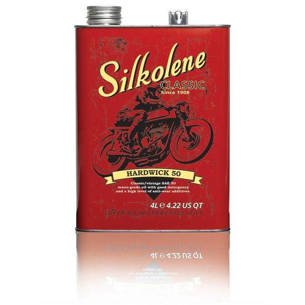 Fuchs Silkolene Hardwick 50 Classic Vintage Motorolie