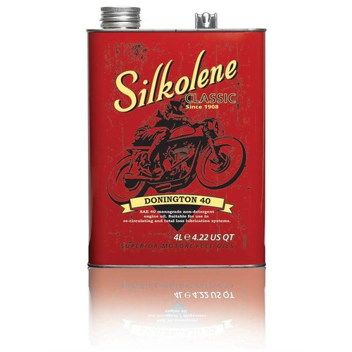 Fuchs Silkolene Donnigton 40 Classic Motorolie