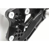 PP Tuning Rem-Schakel-Set BMW R nineT Volledig Instelbaar