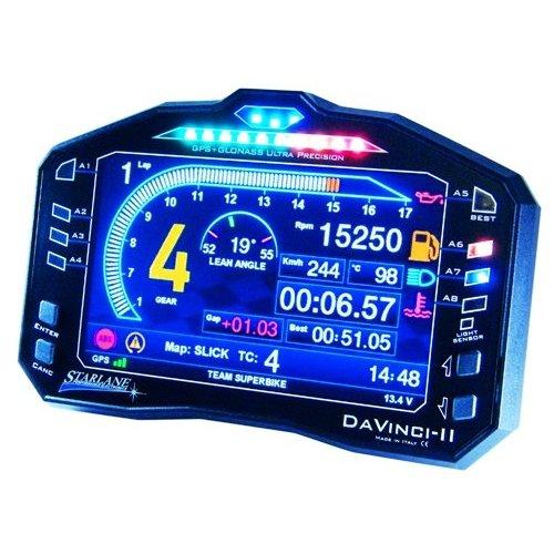 Starlane DaVinci-II R GPS Dashboard