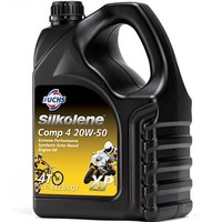 Fuchs Silkolene  Comp 4 20W-50 XP 4L Ester basis Semi synthetische