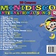 Minidisco International Songs CD #2