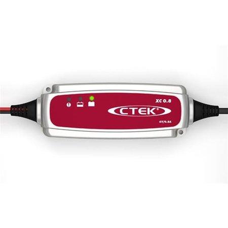 CTEK acculader XC 0.8 (6V / 0,8A)