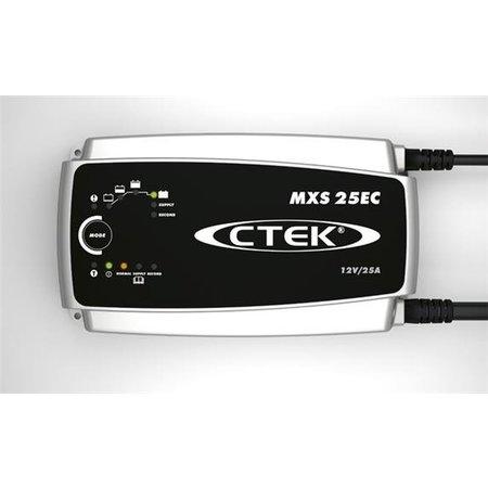 CTEK MXS25 Ext. Cables (6m) + Bracket (12V / 25A)