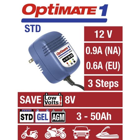 Tecmate Optimate 1