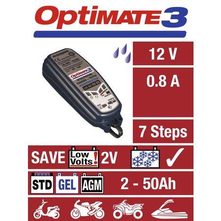 Tecmate Optimate 3