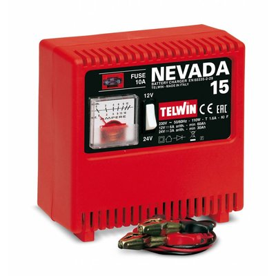 Telwin acculader Nevada 15
