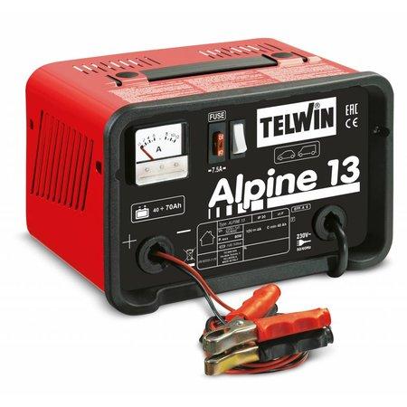 Telwin acculader Alpine 13