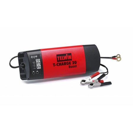 Telwin druppellader T-Charge 20 Boost