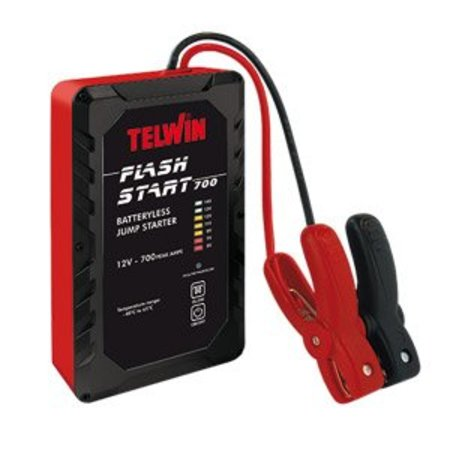 Telwin Booster Flash Start 700 - jump starter