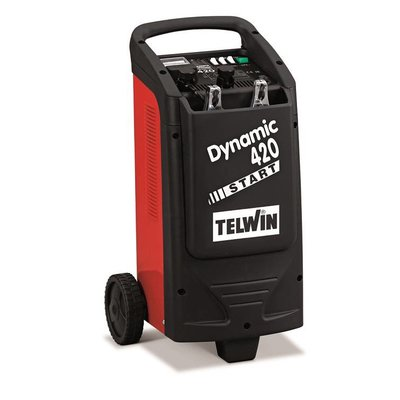 Telwin Acculader/booster Dynamic 420 Start 12-24V