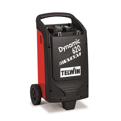 Telwin Acculader/booster Dynamic 620 Start 12-24V