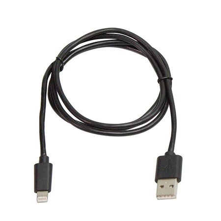 Tecmate I-8pin USB laadkabel voor Iphone 5 of 6 en Ipad 3,4 en AIR