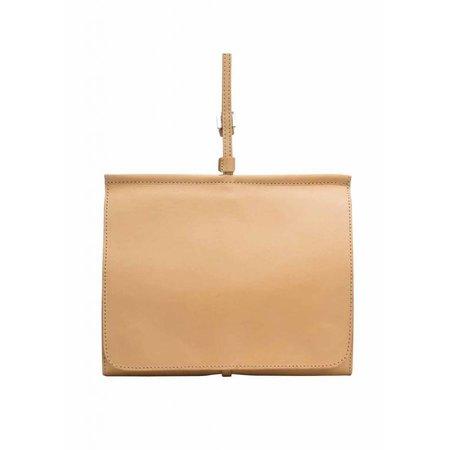 Dutch Basics Messenger Shoulder Bag - Camel