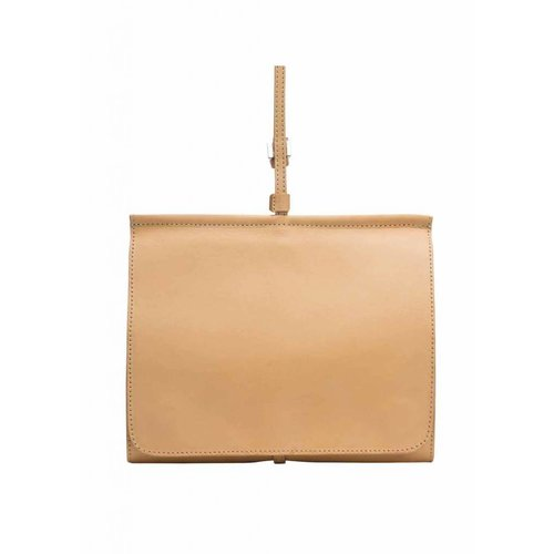 Dutch Basics Messenger Shoulder Bag - Camel
