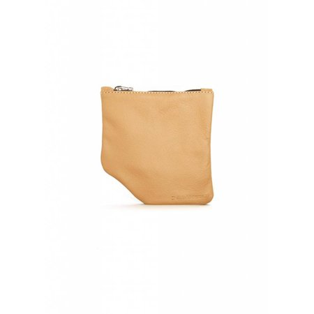 Dutch Basics Small Diagonal Wallet - Nude