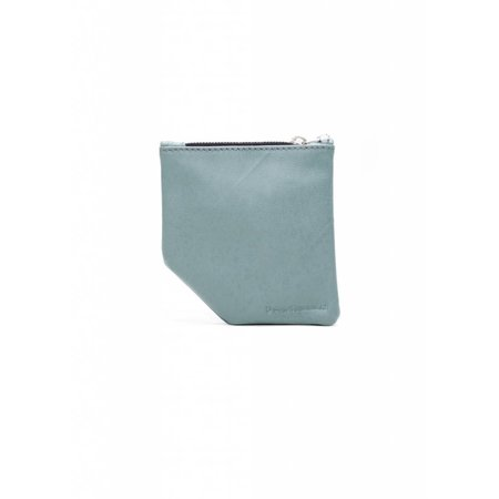 Dutch Basics Small Diagonal Wallet - Blue