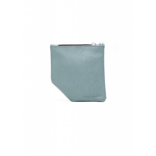 Dutch Basics Small Diagonal Wallet - Blue