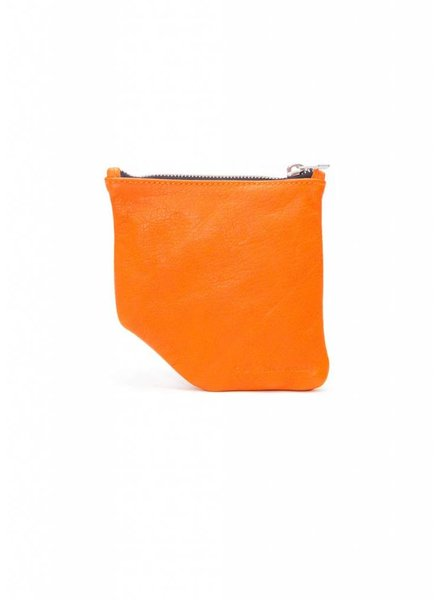 Dutch Basics Small Diagonal Wallet - Orange