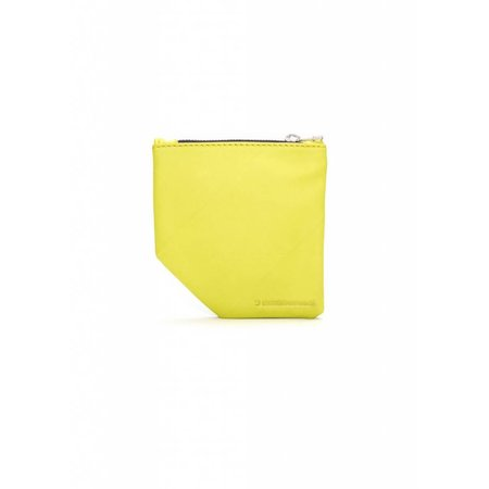 Dutch Basics Small Diagonal Wallet - Green