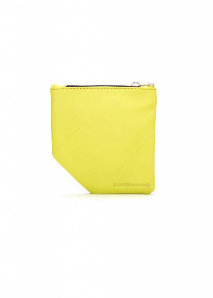 Dutch Basics Small Diagonal Wallet - Green