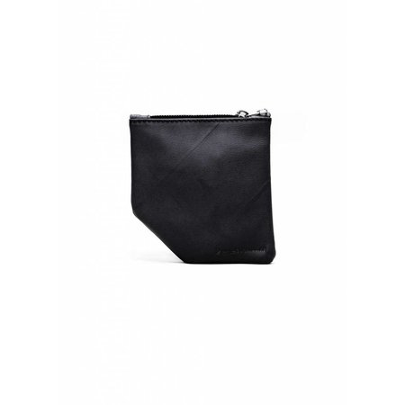 Dutch Basics Small Diagonal Wallet - Black